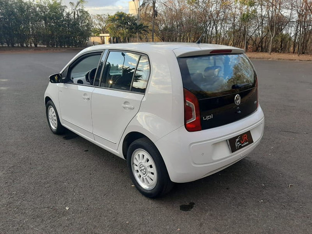 VOLKSWAGEN UP BLACK WHITE RED MB - Foto 9
