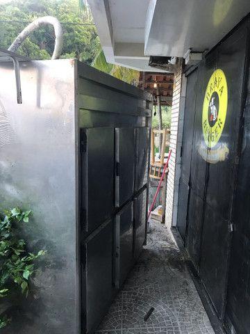 Geladeira freezer Inox 6 portas  - Foto 5
