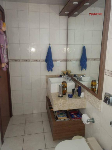 Apartamento com 3 dormitórios à venda, 116 m² por R$ 649.000 - Balneário - Florianópolis/S - Foto 5