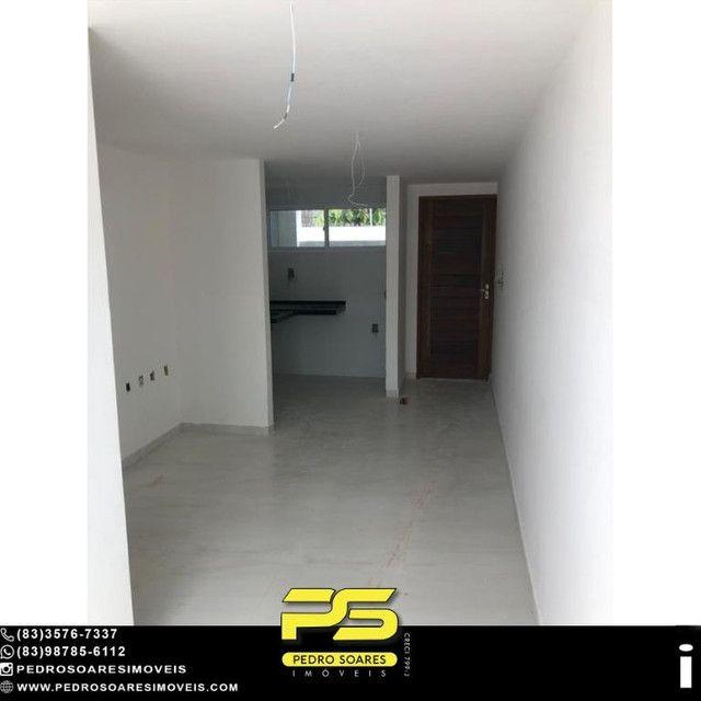 Apartamento com 2 dormitórios à venda, 34 m² por R$ 0 - Bancarios - João Pessoa/PB - Foto 9