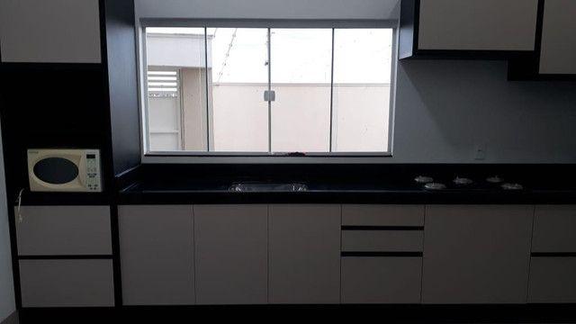 Casa com 3 dormitórios (1 suíte) à venda, 143 m² por R$ 630.000 - Residencial Aquarela Das - Foto 9