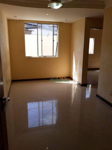 Apartamento com 2 dormitórios à venda, 49 m² por R$ 100.000,00 - Jardim Limoeiro - Serra/E - Foto 2