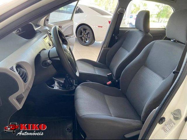 Toyota ETIOS XS 1.3 Flex C/ 56 Mil Km  - Foto 11