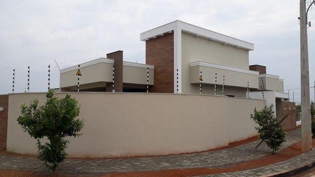 Casa com 3 dormitórios (1 suíte) à venda, 143 m² por R$ 630.000 - Residencial Aquarela Das - Foto 3