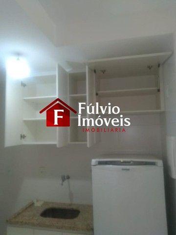 Apartamento com 1 Quarto, Andar Alto, Condomínio Completo em Águas Claras. - Foto 4