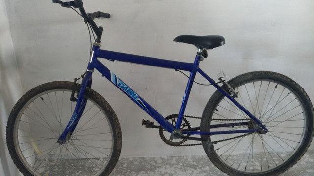 Bicicleta Cairu azul , negócio preços