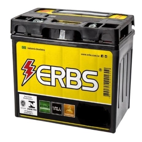 Baterias de moto erbs 95,00