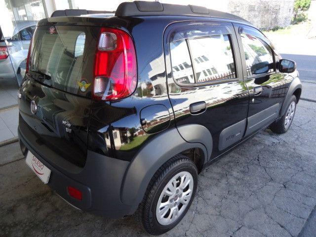 Fiat Uno Way 1.4 Evo Completo 2011 - Foto 9