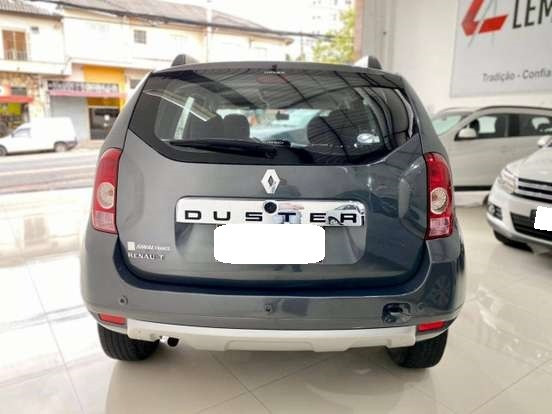 renault duster 1.6 dynamique 4x2 16v flex 4p manual - Foto 5