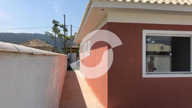 Condomínio Ubatã - Casa à venda, 90 m² por R$ 350.000,00 - Caxito - Maricá/RJ - Foto 2