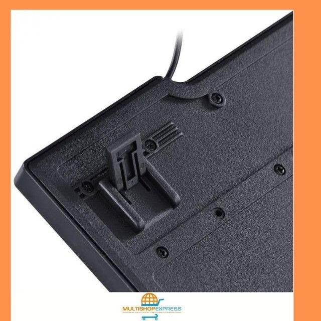 Teclado Compacto USB Dynamic Vinik ABNT2 - Foto 5