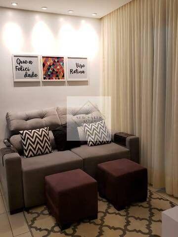 Apartamento com 2 quartos sendo uma suíte, Negrão de Lima! - Goiânia! - Foto 2