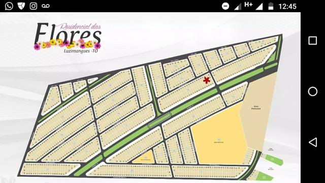 Lote Comercial- Residencial Flores - Luzimangues