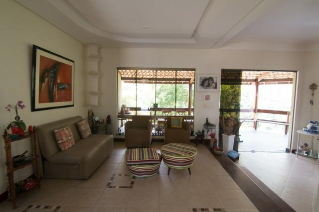 Casa Triplex 4/4 1 suíte, closet, sala meditação, estúdio, dependência, 5 vagas - Foto 4