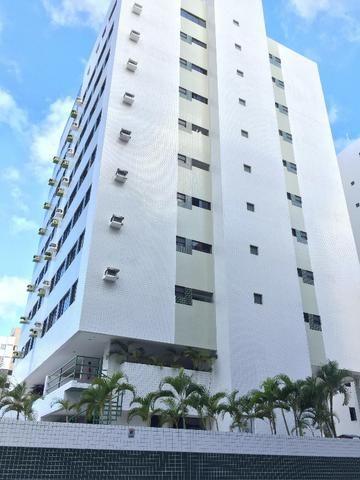 Investimento! Quarto e Sala por 198 mil na Ponta Verde próximo ao Palato e Manjericão