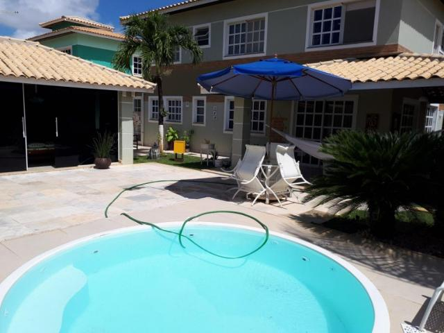 Maravilhosa casa duplex no Sun Ville na Atalaia - 3 suites