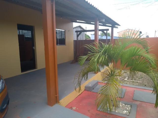 Casa nova e funcional no Rio Preto da Eva, 2 quartos - 300m²