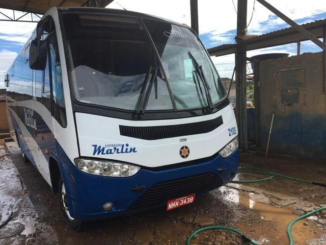 Micro ônibus Marcopolo Senior 2009 - Foto 5
