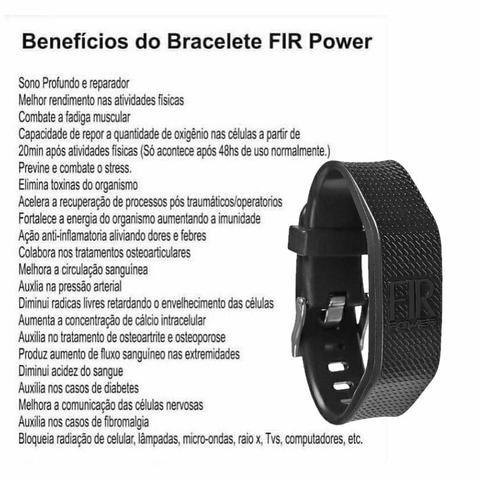 b06c002a607 Bracelete fir Power usado - Beleza e saúde - Cachoeirinha, Manaus ...