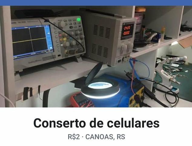 Conserto celular e Tablet ( Canoas )