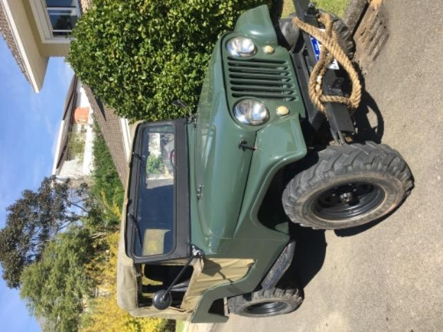 Jeep Willys 1957 4 marchas 4cc - Foto 14