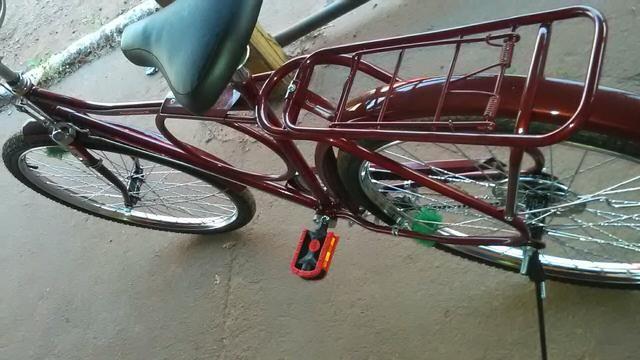 Bicicleta monark barra circular 89 - Foto 5