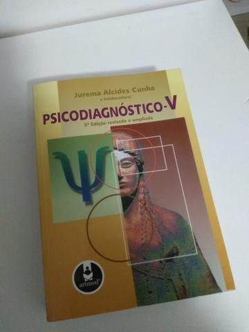 Livro Psicodiagnóstico-V