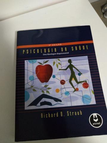 Livro Psicologia da Saúde