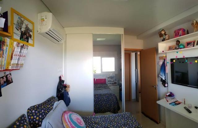 Apartamento com 2/4 sendo 1 suíte no Brasil Beach Completo de Planejados! - Foto 8
