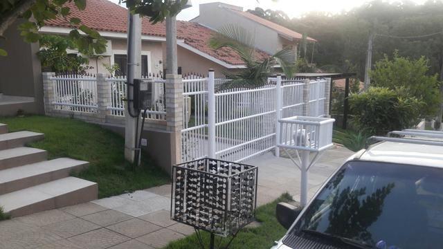 Grades,cercas,portões em pvc TUBO FORT