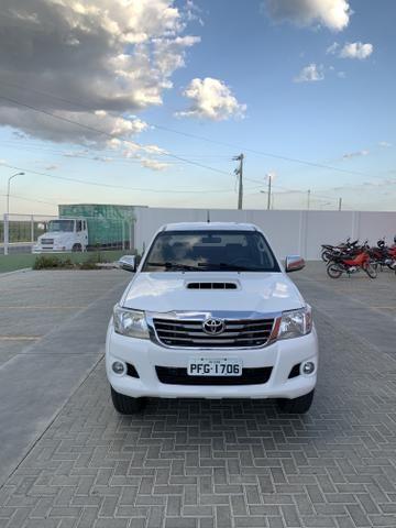 HILLUX 2012 SRV 3.0 automática ESTADO DE ZERO! - Foto 2