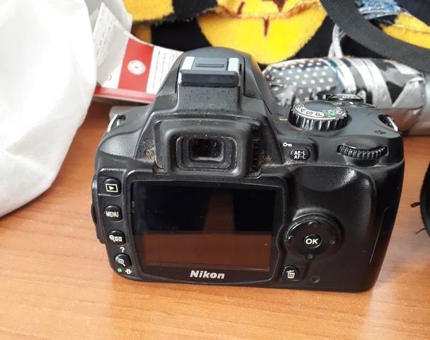 Nikon D40 em perfeito estado - Foto 4