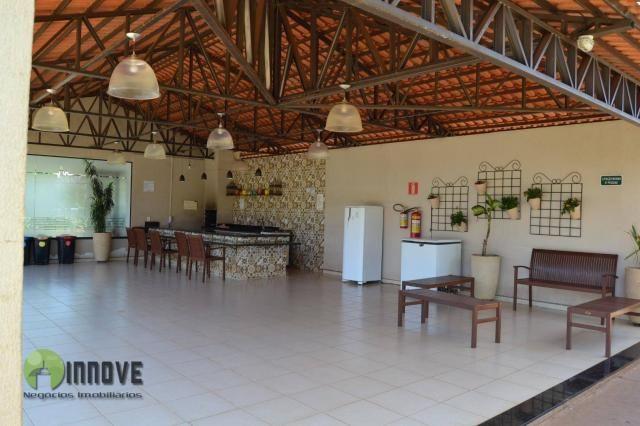 Apartamento com 2 dormitórios para alugar, 50 m² por r$ 700/mês - condomínio vitta - sertã - Foto 16