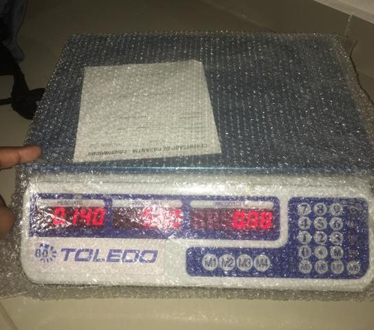 Balança digital Toledo 40 kg - Foto 2