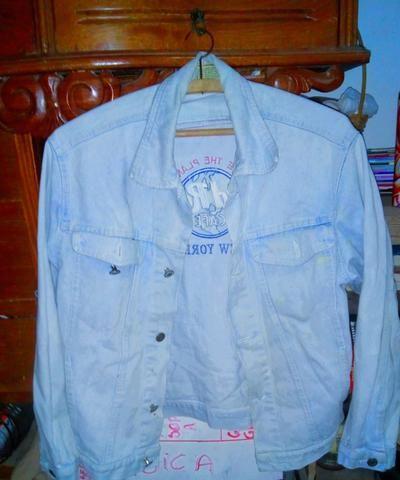 Jaqueta jeans Hard Rock. URGENTE