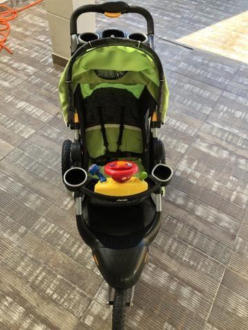Carrinho bebê Jeep Liberty - Foto 4