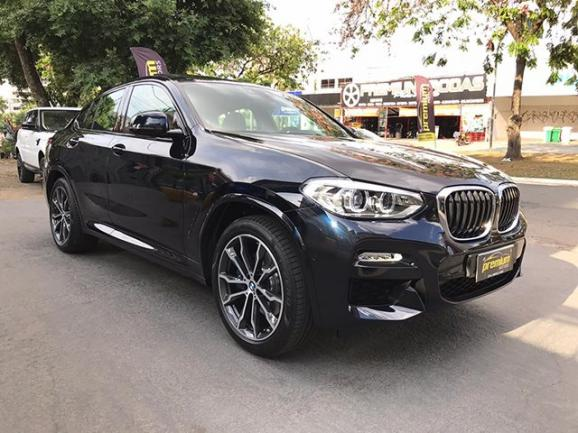 BMW X4 2019/2019 2.0 16V GASOLINA XDRIVE30I M SPORT STEPTRONIC - Foto 16