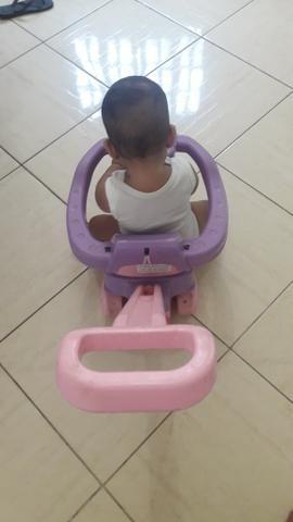 Carrinho de bebê musical - Foto 2