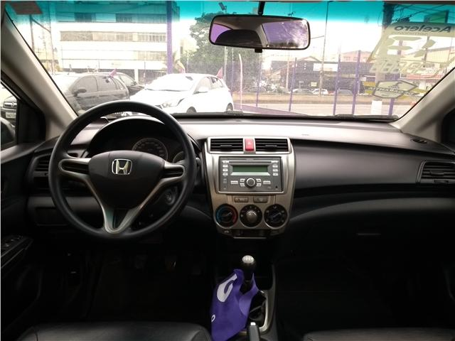 Honda City 1.5 dx 16v flex 4p manual - Foto 10