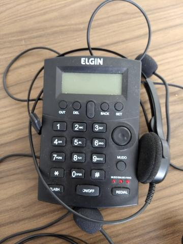 Headsets Intelbras e elgin - Foto 4