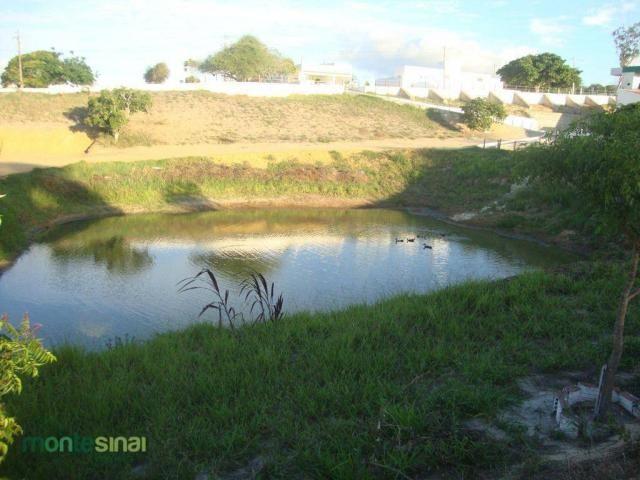 Terreno à venda, 367 m² por R$ 57.000,00 - Condomínio Privê Portal do Agreste - São João/P - Foto 10