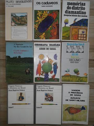 Historia viagens brasil