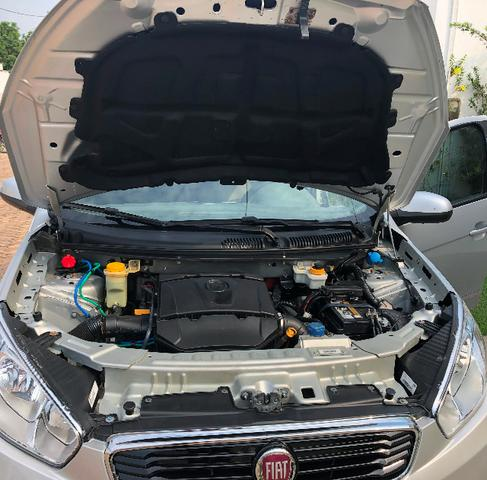 Fiat Grand siena essence 1.6 Flex todo revisado! - Foto 9