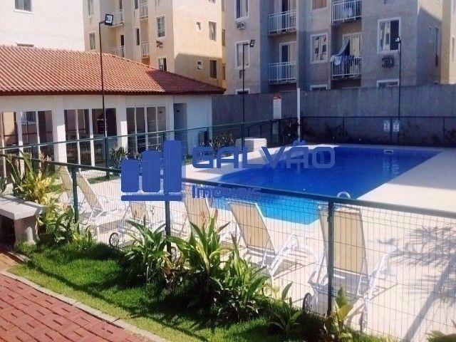 MR- Praças Sauípe, apartamento 2Q com Varanda e Lazer Completo, Pertinho da Praia - Foto 12