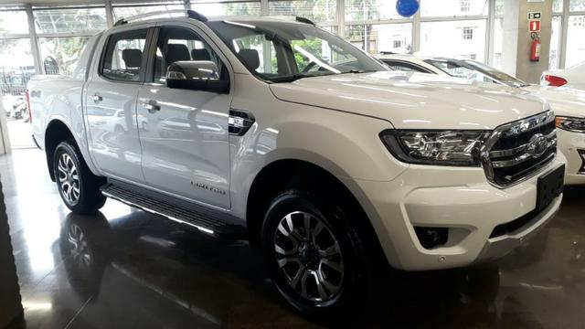 Ford Ranger CD Limited 4x4 3.2 Diesel Automatica 2019/20 - Foto 7