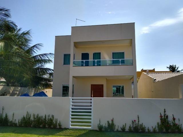 Casa Duplex nova 5/4, varandas, piscina, churrasqueira. Barra do Jacuípe. Oportunidade - Foto 2