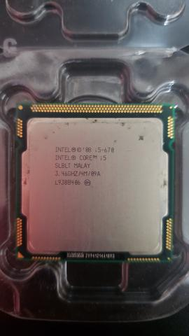 Core i5 670 3.56ghz 1156