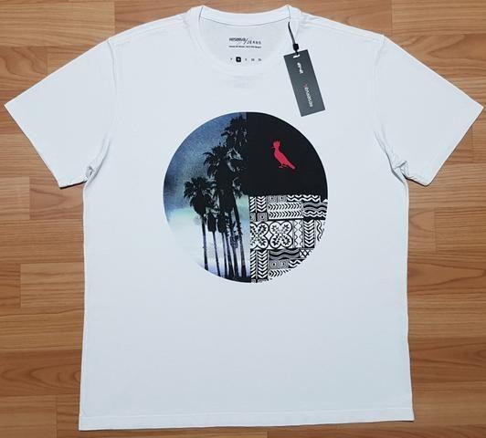 Camisas originais de marcas atacado.( reserva, calvin, Osklen) - Foto 6