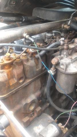 Motor Caminhao VW 790 Modelo 229