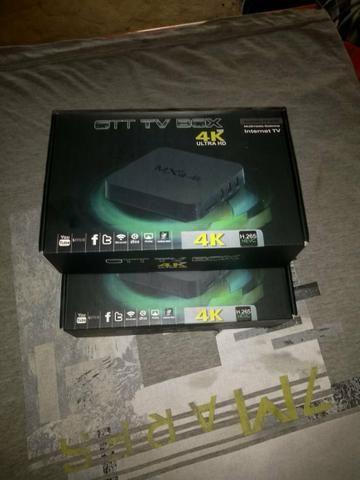 Tv box mxq 4k